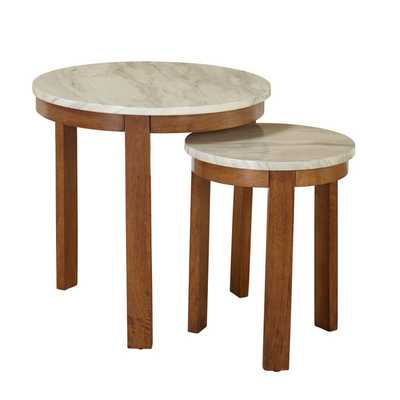 Simple Living Edina Nesting Tables (Set of Two) - Overstock
