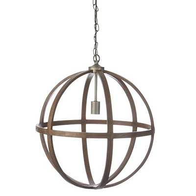 Braden Pendant Light - Crate and Barrel