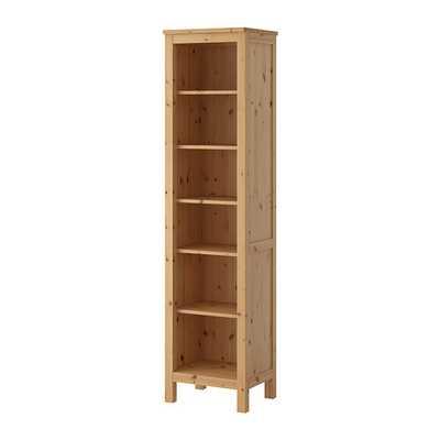 HEMNES Bookcase, light brown - Ikea