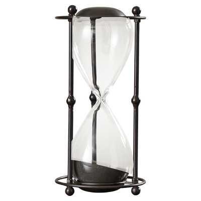 Hourglass in Stand - Wayfair