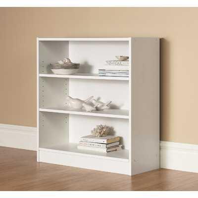 3 Shelf Standard Bookcase - Wayfair