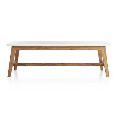Cliff Coffee Table - Crate and Barrel