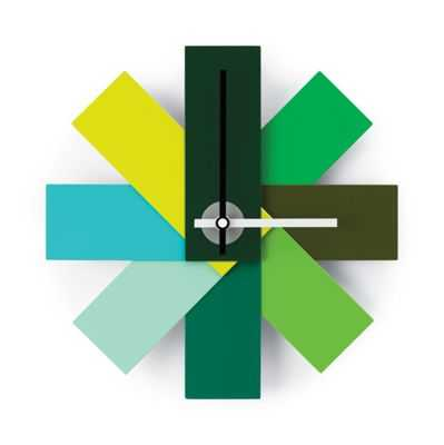 Watch Me Wall Clock - Design Within Reach