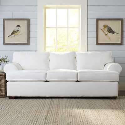 Wright Sofa - Bailey Papyrus Blended Linen - Birch Lane