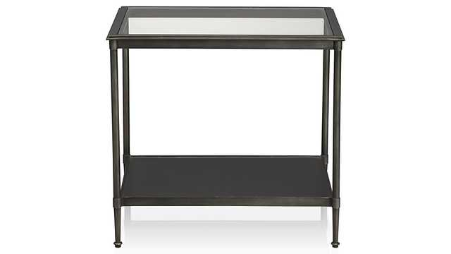 Kyra Side Table - Crate and Barrel