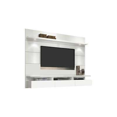 TV Stand - White Gloss - Wayfair