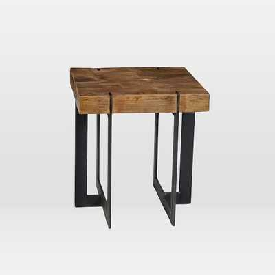 Block Side Table - Overstock