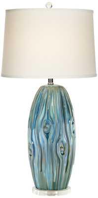 Possini Euro Eneya Table Lamp - Lamps Plus