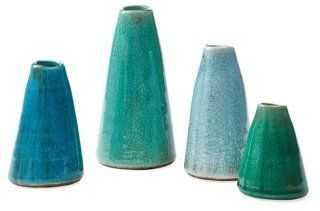 Asst. of 4 Terracotta Vases - One Kings Lane