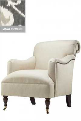 CUSTOM LANDEN UPHOLSTERED CHAIR - Home Decorators