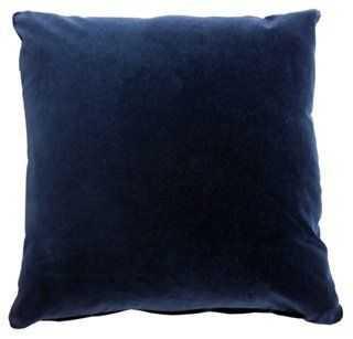 Pompeii Cotton Pillow - One Kings Lane