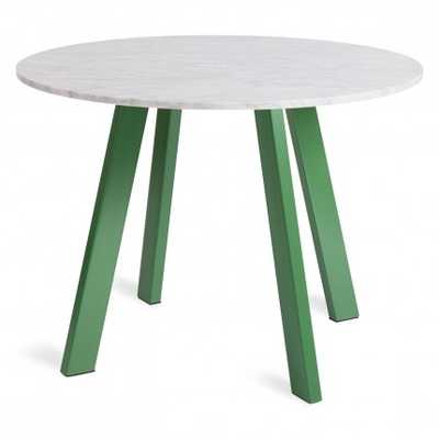 """Right Round 42"""" Marble Dining Table - BluDot"""