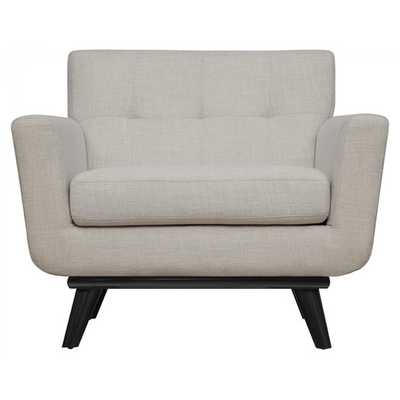 James Arm Chair - Beige - AllModern