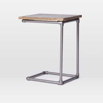 Pipe Side Table - West Elm