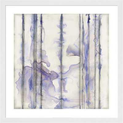 Visible Sound I by Jennifer Goldberger Framed Painting Print 26x26 - Wayfair