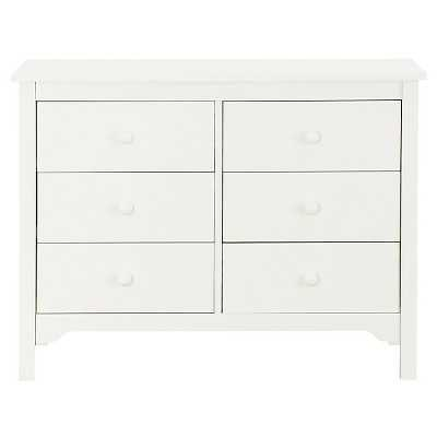 Eddie Bauer Hayworth Dresser - White - Target