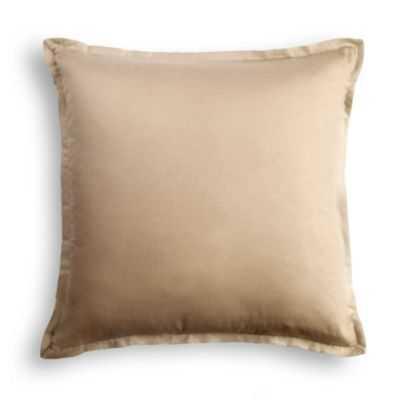 TAILORED THROW PILLOW 20'' Sq Down Throw Pillow Insert - Loom Decor