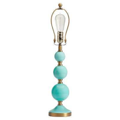 Tilda Bubble Table Lamp Base - Pool - Pottery Barn Teen