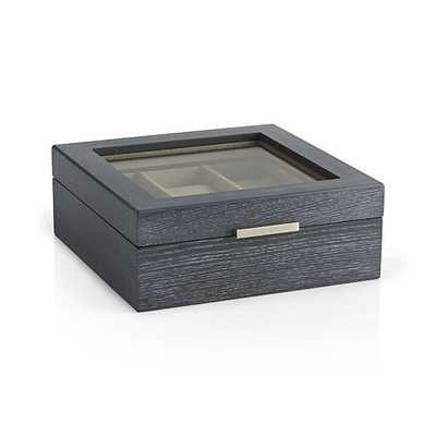 Lawler Jewelry/Watch Box - Crate and Barrel