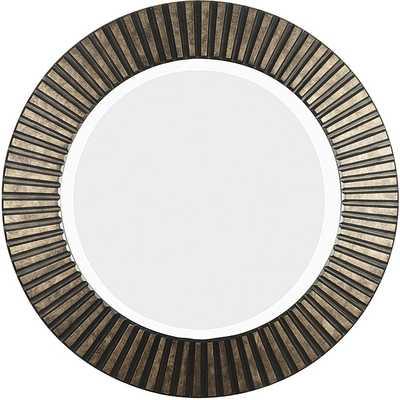 Hecate Bronze Wall Mirror - Overstock