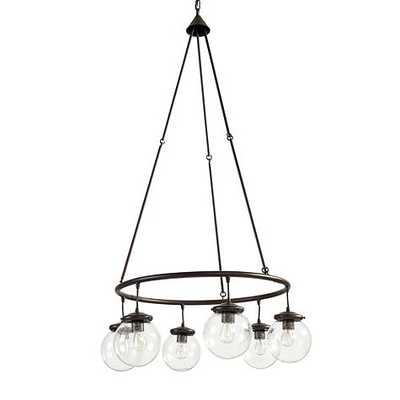 Darby 6-Light Chandelier - Ballard Designs