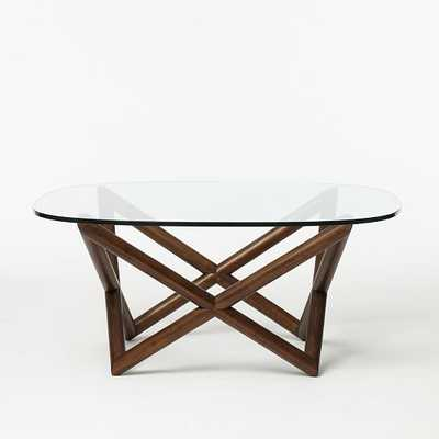 Spindle Coffee Table - West Elm