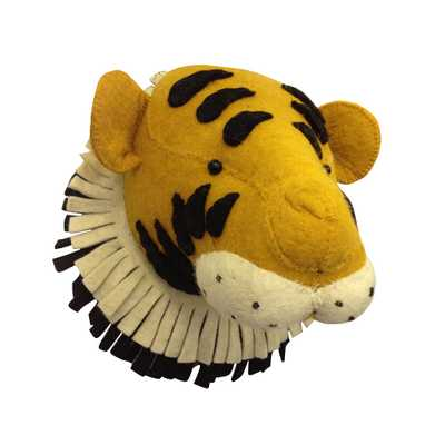 Tiger Head Wall Décor - Giggle