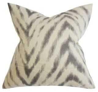 Animal 18x18 Cotton Pillow - One Kings Lane