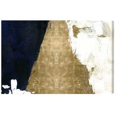 """""""Night and Day"""" by Artana Print of Painting on Wrapped Canvas - 30"""" H x 45"""" W (Unframed) - AllModern"""