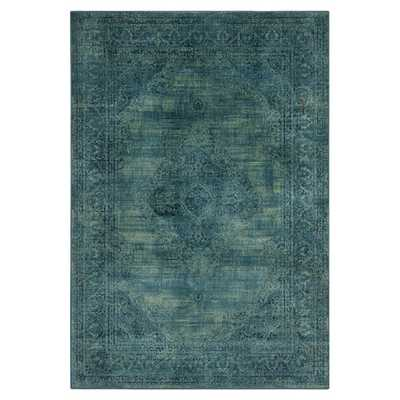 Vintage Indoor/Outdoor Area Rug - Wayfair