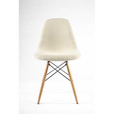 The Ansgar Side Chair - Beige - AllModern