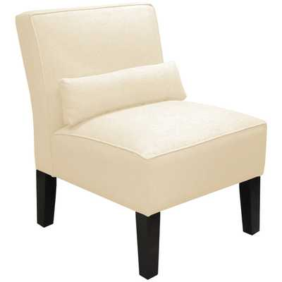 Helena Slipper Chair - Wayfair