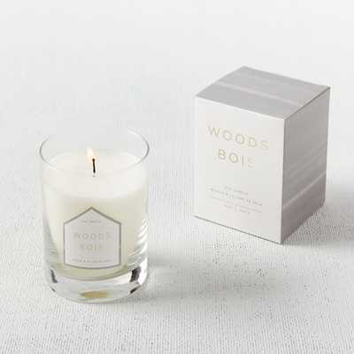 Naturalist Homescent Collection - Candle - West Elm