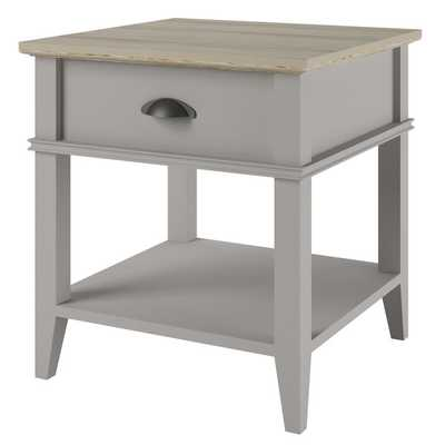 Dundee End Table with 1 Drawer - Wayfair