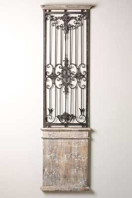 BARONESS WALL GATE - Home Decorators