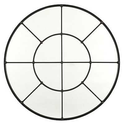"Grand Palais Round Mirror- 36"" - Ballard Designs"