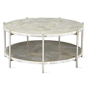 Glacier Coffee Table - Z Gallerie