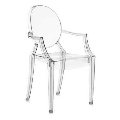 Lou Lou Ghost Child's Chair - AllModern
