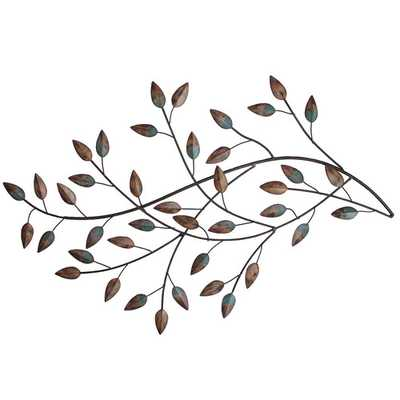 Blowing Leaves Wall Décor - Wayfair