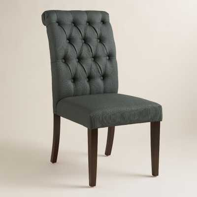 Tufted Harper Dining Chairs, Set of 2 - World Market/Cost Plus