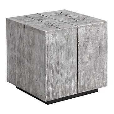 Timber End Table - Z Gallerie