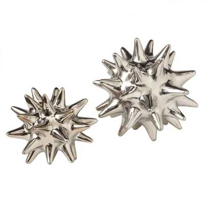 DwellStudio Urchin - Large - Domino