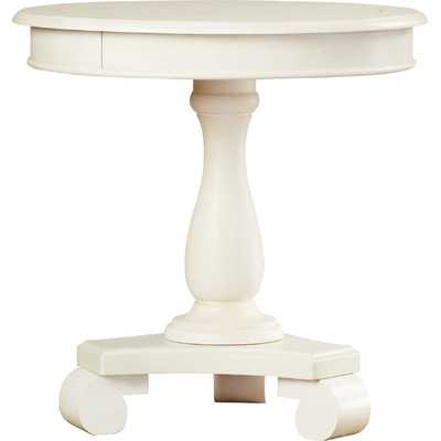 Bezons End Table - White - Wayfair