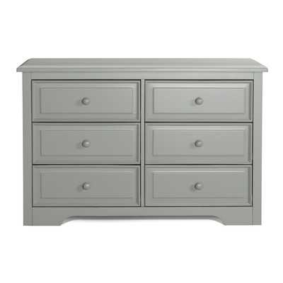 Universal 6 Drawer Double Dresser - Wayfair