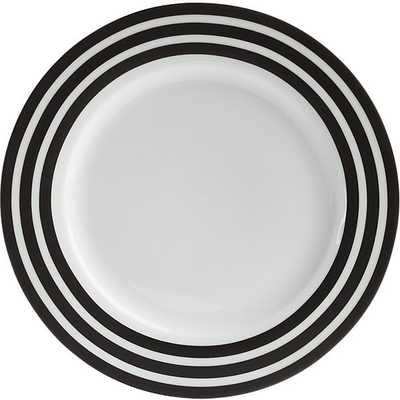 Ring dinner plate - CB2