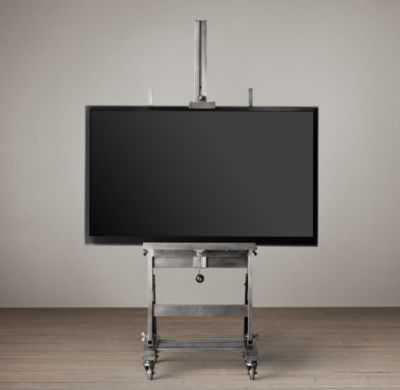 TV EASEL - GUNMETAL - RH
