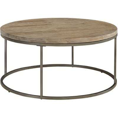 Alana Coffee Table - Acacia Wood - Wayfair