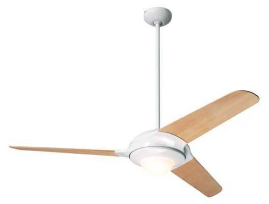 Flow Ceiling Fan with Light - Room & Board