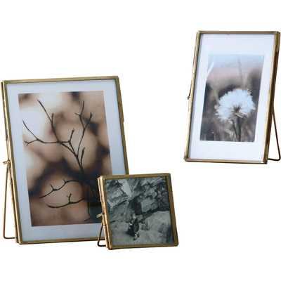 Kieran Brass Frame - Birch Lane