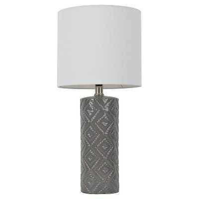 "Textured Ceramic - Room Essentialsâ""¢ - gray - Target"